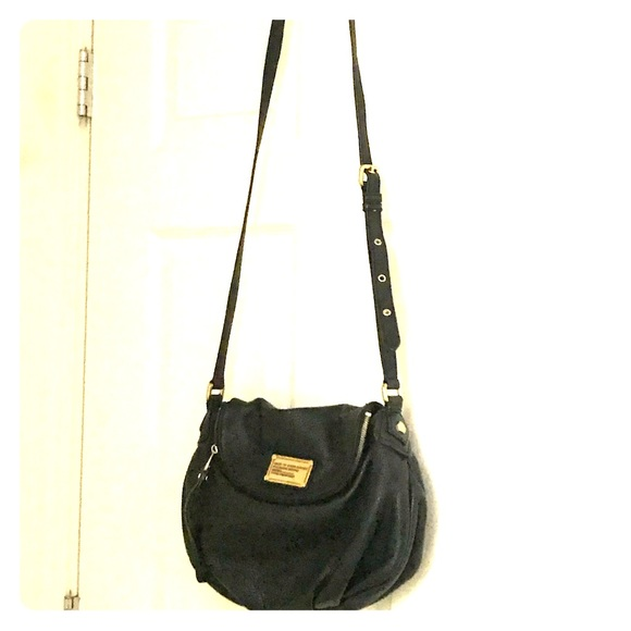 Marc By Marc Jacobs Handbags - Marc by Marc Jacobs black, leather, crossbody bag